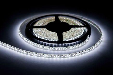 V-TAC kültéri SMD LED szalag, 3528, hideg fehér, 120 LED/m - 2037