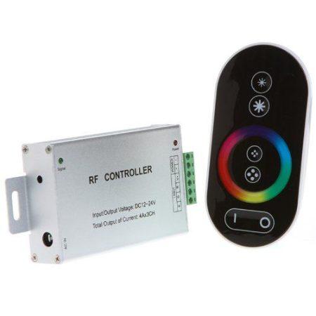 V-TAC érintőpaneles RGB RF Touch LED szalag vezérlő - 3312