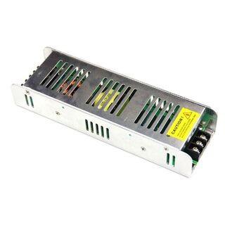 V-TAC hálózati adapter, LED tápegység fém 12V 2.1A 25W - 3228