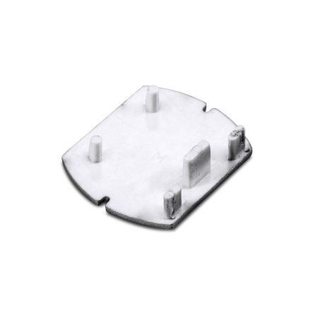 V-TAC 3 fázisú sínes LED lámpa, track light sín végzáró kupak - 3657