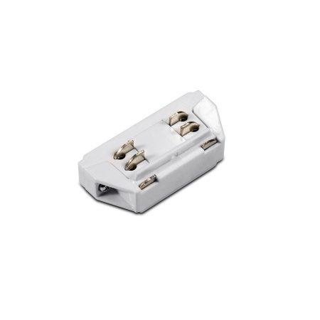 """V-TAC 3 fázisú fehér lámpatest sín mini """"I"""" összekötő - 3655"""