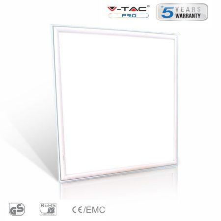 V-TAC PRO 45W természetes fehér LED panel 60 x 60cm - 6420