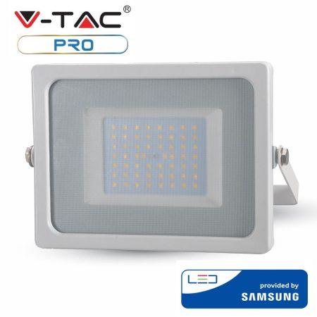 V-TAC PRO 50W SMD LED reflektor, Samsung chipes fényvető - 409