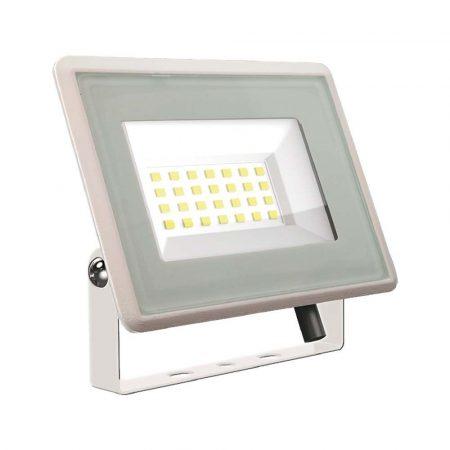 V-TAC mozgásérzékelős slim 20W SMD LED reflektor - 4000K - 5805