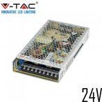 V-TAC hálózati tápegység mágneses tracklighthoz, 24V 8A - 11145