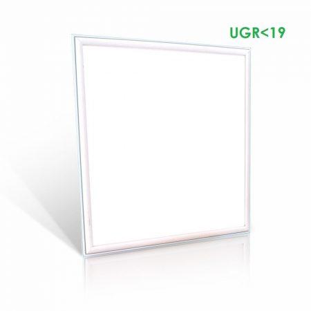 V-TAC UGR<19 LED panel 60 x 60cm - természetes fehér - 62186