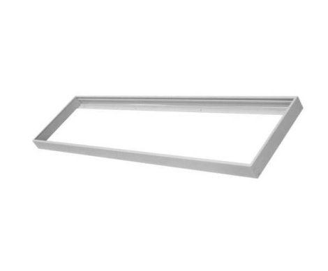 120 x 30 cm LED panel falon kívüli rögzítő keret