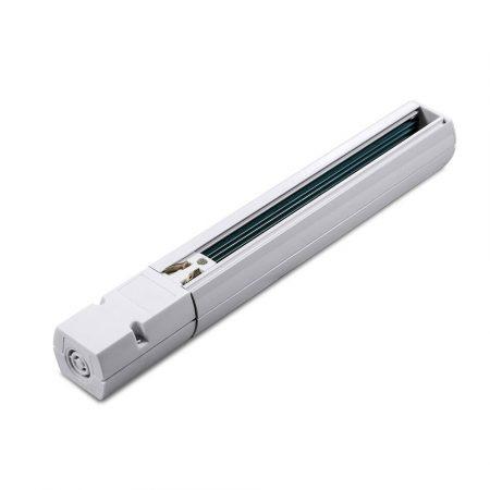 V-TAC 3 fázisú LED lámpa, track light sín 1m, fehér - 9945