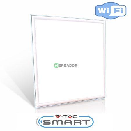 V-TAC Smart dimmelhető 40W mennyezeti LED panel 60 x 60 cm WiFi vezérléssel - 8080