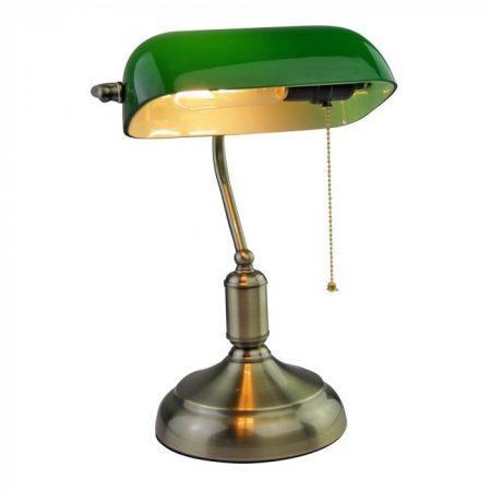 V-TAC zöld asztali banklámpa - 3912