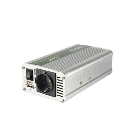 SAL autós feszültségátalakító inverter 12V / 230V / 1000W