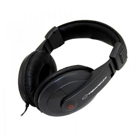 Esperanza EH120 párnázott sztereó fejhallgató