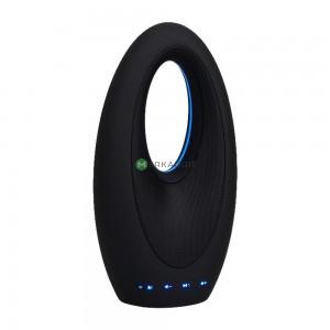 V-TAC hordozható bluetooth hangszóró beépített mikrofonnal, TWS funkcióval - fekete - 7725